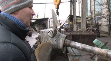 """RaidĪjums. Atmiņas par Ventspils zvejnieku kolhoza """"Sarkanā bāka"""" darbnīcām 22.02.2017"""