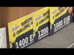 Ventspils izaicina Baltijas valstis IT konkursā