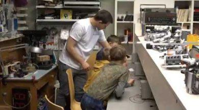 Ventspils skolēni – mazie inženieri!