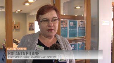 """""""Ventspils bibliotēka atbalsta darba meklētājus"""""""