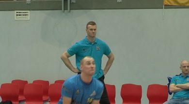 """""""Volejbola klubs """"Ventspils"""" kļūst pa čempioniem """""""