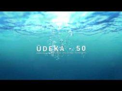 Raidījums. ŪDEKA – 50 Ūdenssaimniecības attīstība Ventspilī. 28.03.2017