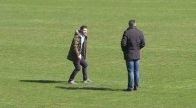 """OC """"Ventspils"""" stadions – pirmie, kas uzsāk sezonu uz dzīvā zāliena"""