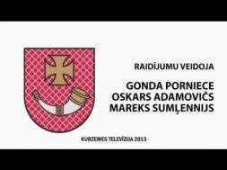 Raidījums. Ventspils ģerboņa vēsture.  20.06.2018