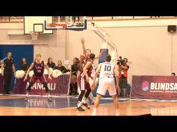 Latvijas basketbola U-18 izlase uzvar Turciju