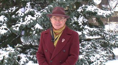 Ventspils pilsētas domes priekšsēdētāja Aivara Lemberga apsveikums Ziemassvētkos!