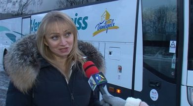 Skats no Ventspils 03.01.2019