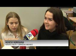 Skats no Ventspils 31.01.2019