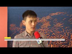 Pekinas Dejas Akadēmija apmeklē Ventspili