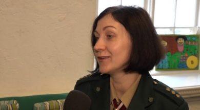 «Возможности карьеры в Государственной пограничной охране» встреча в Доме молодёжи