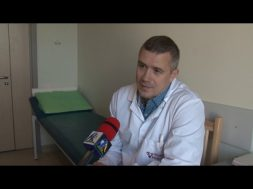 Встреча с врачом флебологом Андреем Ванагсом.