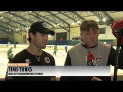 """Olimpiskajā centrā """"Ventspils"""" sākas vasaras treniņnometņu sezona"""