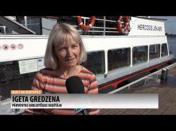 Skats no Ventspils 10.09.2019