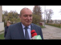 Skats no Ventspils 11.11.2019