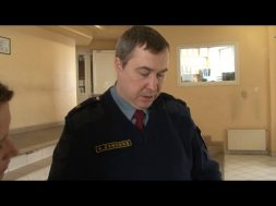 VENTSPILĪ POLICIJA KONTROLĒ KARANTĪNU UN DISTANCI