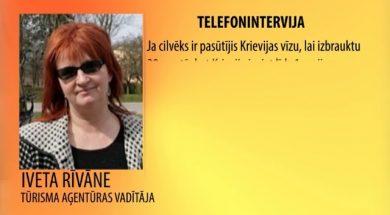 Skats no Ventspils 23.03.2020