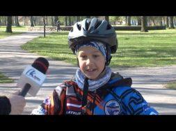Индивидуальный велозаезд по улицам Вентспилса