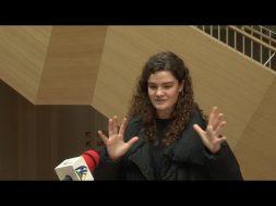 Воспитанники Вентспилсской музыкальной средней школы учатся отдалённо.