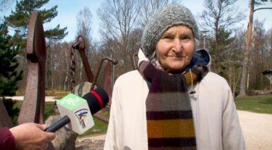 Raidījums. Latvijas stāsti. Ventiņu stāstniece – Ārija Klēvere. 25.04.2020