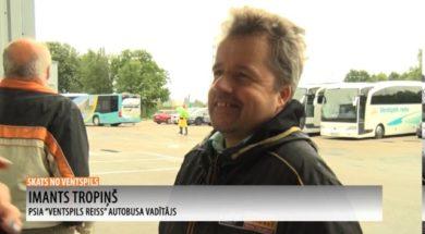 Skats no Ventspils 10.09.2020