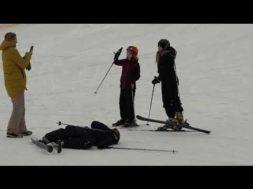 Atvērts Ventspils slēpošanas kalns, bet spēkā dažādi ierobežojumi