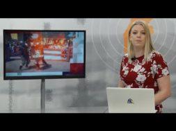 Skats no Ventspils 21.01.2021
