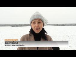 Skats no Ventspils 09.02.2021