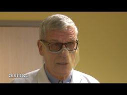 Ventspils poliklīnikā pieejama osteorefleksoterapija