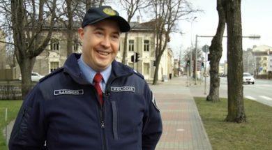 Госполиция Вентспилса подводит итоги работы во время введённого в Латвии чрезвычайного положения