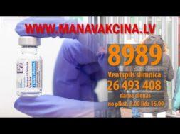 aicinājums pieteikties Janssen vakcīnai