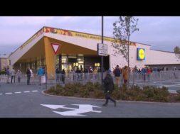 Ventspils LIDL veikals atšķiras no pārējiem LIDL veikaliem Latvijā